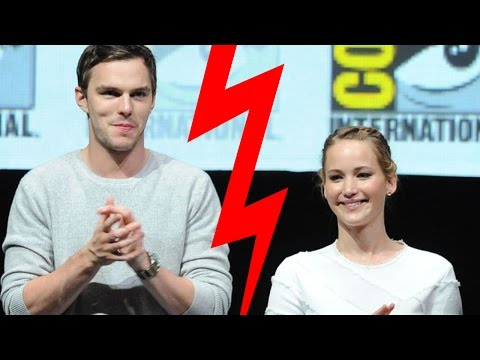Jennifer Lawrence DUMPED by Nicholas Hoult?