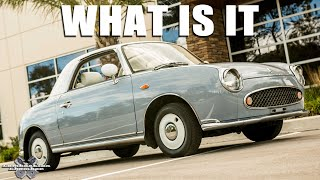 WHAT IS IT? - Nissan Figaro