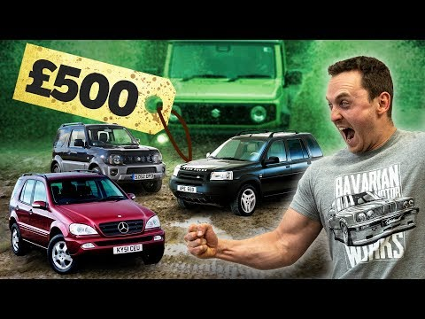 £500 Off-Road Challenge