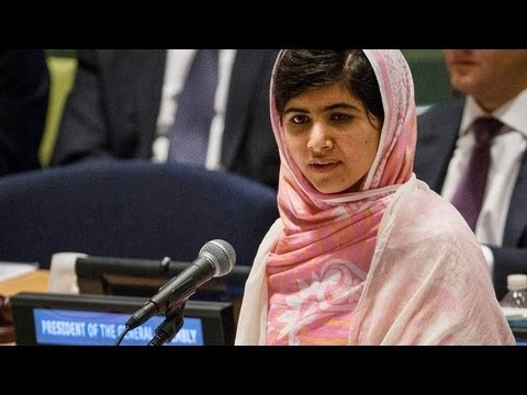The Taliban's CRAZY, BACKWARDS Letter To Malala Yousafzai (Girl They Shot In Head)