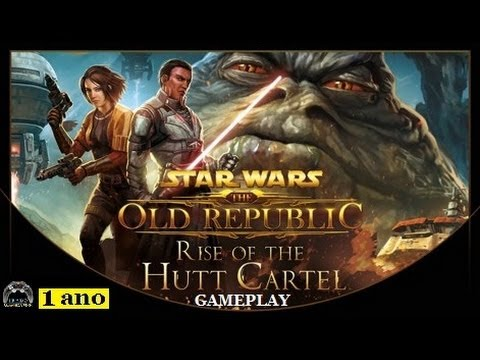 SWTOR: Rise of the Hutt Cartel Jogando a expansão GAMEPLAY