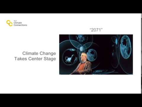 Climate Change Takes Center Stage