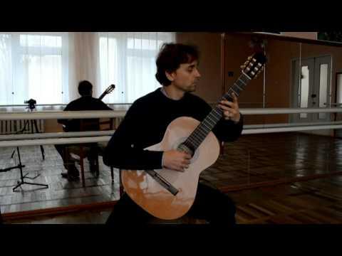 Федерико Морено Торроба - Сонатина для гитары