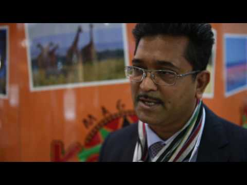 WTM 2016: Chris Diaz, marketing director, Kenya Airways
