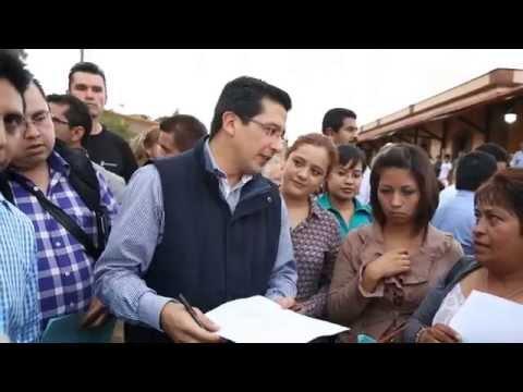 3er Informe de Actividades - Arq. Julio César Soto, Presidente de Tulancingo Hidalgo