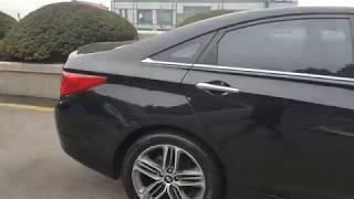 Korean Used Car -2014 Hyundai YF Sonata The Brilliant (18RING+SMART KEY+GPS+CAM) [Autowini.com]