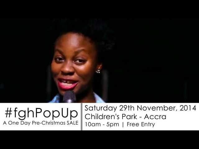#fghPopUp Public Service Announcement