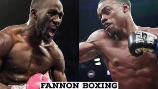 ERROL SPENCE SAYS HE'LL BEAT TERENCE CRAWFORD'S BEHIND | BUD  2ND FIDDLE TO LOMACHENKO AT TOP RANK