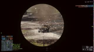 Battlefield 4™ lucky shot