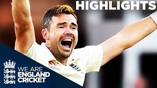 India Bowled Out For 107   England v India 2nd Test Day 2 2018 - Highlights