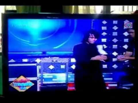 "Gino magician guesting ABS CBN ""kapamilya mas winner ka"" oct 8, 2011"