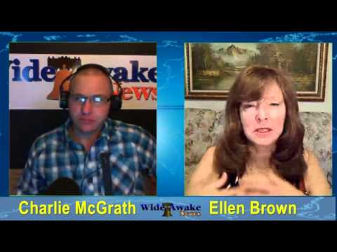 W.A.N. 5-14-13 The public banking option with Ellen Brown #N3