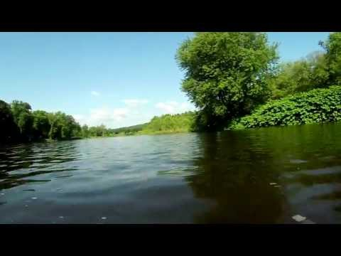 Kayaking - Discover Mashipacong Island on the Delaware River Pennsylvania , New Jersey