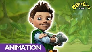 CBeebies: Tree Fu Tom - Meet Tom