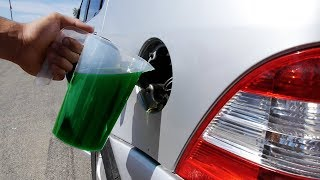 What Happens If You Fill Up A Car With Anti Freeze