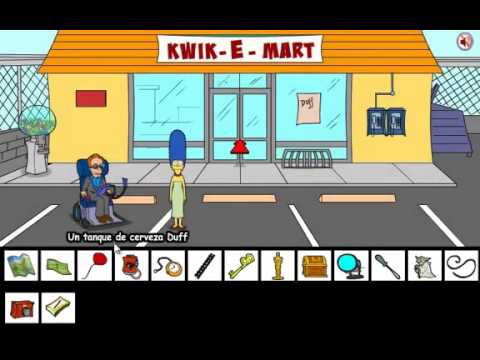 Marge Simpson Saw Game Solucion [completo]