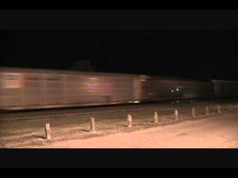 Railfanning at Winter Watch - Folkston, GA - Sunday December 4, 2011 Part 2