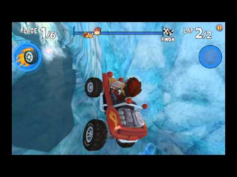 Beach buggy racing glacier gulch secret shortcut