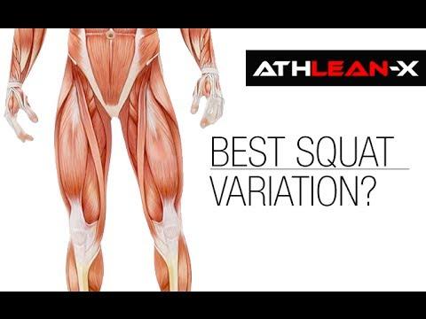 Kickstand Squats - Best Squat Variation? (YOU DECIDE)