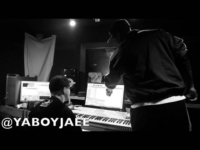 "JAE E - Making of ""Jeses Piece"" with TwhyXclusive"
