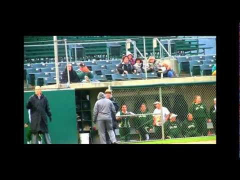 Cal Poly Softball versus Northern Illinois Highlight Video (March 8, 2013)