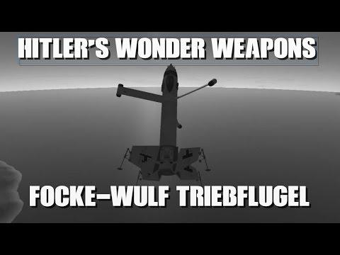 Hitlers wonders weapons Episode 3 - Focke-Wulf Triebflügel KSP 1.2.2
