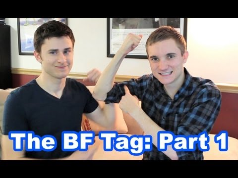 Boyfriend Tag Part 1 Dan And Brian