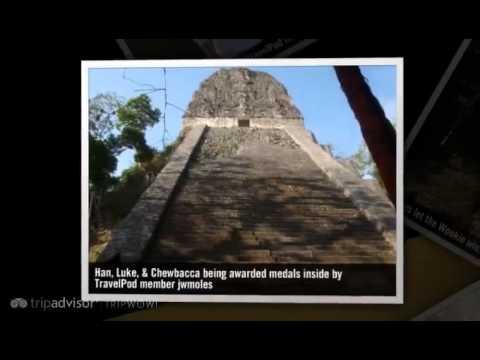Tikal Guatemala Star Wars Tikal Star Wars Was Filmed