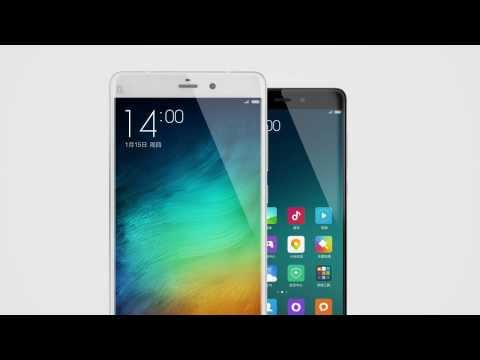 #MiNote and #MiNotePro - the most epic flagship phone of the year