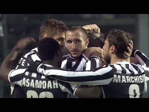 Atalanta Juventus 1-4   22/12/2013   The Highlights