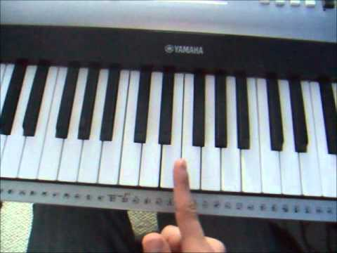 Jay Chou - One Hand Piano