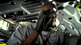 Mercedes Benz Service B  Technicians