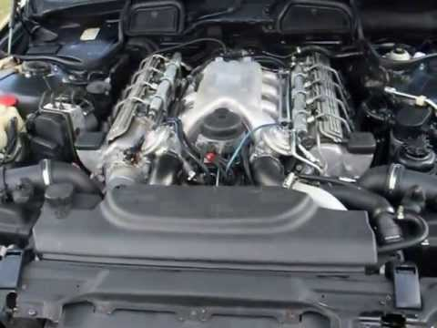 Bmw E38 740d Motor Injecion Problem 1part Youtube
