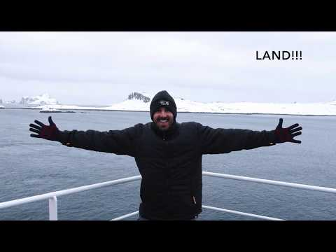ANTARCTICA - CROSSING THE DRAKE PASSAGE
