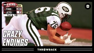 The CRAZIEST Monday Night Comeback! (Dolphins vs. Jets 2000, Week 8)