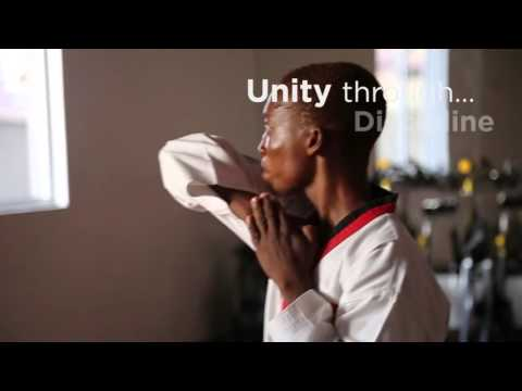 "Ghana ""I LOVE TAEKWONDO VIDEO CONTEST "" PIPPA'S TAEKWONDO ACADEMY"