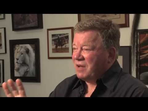 William Shatner Takes Stock of a Life Well Lived (Full Enhanced Version)