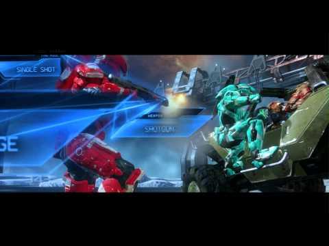 Halo 4 UNSC Weapon Sounds