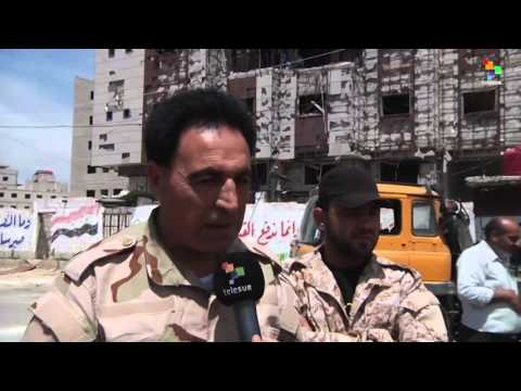 Syria: Car Bomb Shakes Damascus