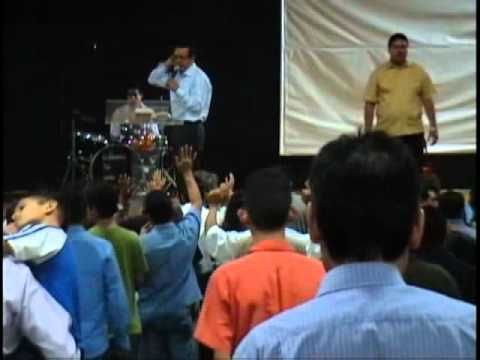 Apostol Rafael Ramirez DVD 2 de 3