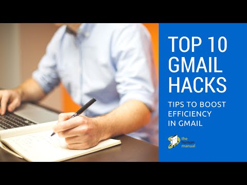 10 things you are not using in Gmail | Gmail tutorials | The Human Manual