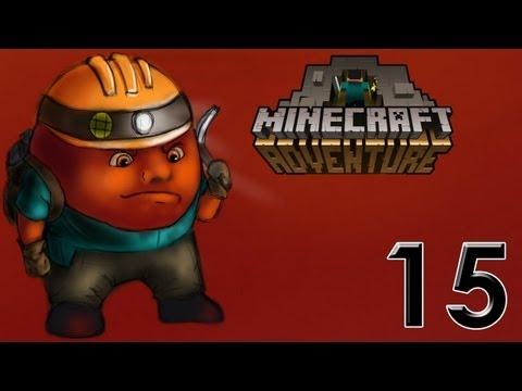 Minecraft Adventure: 15я серия