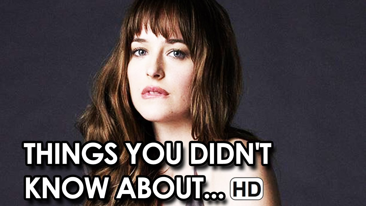 Things you didn't know about Dakota Johnson (2015) HD