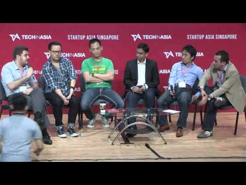 Startup Asia Discussion Panel: The Asia Startup Wave