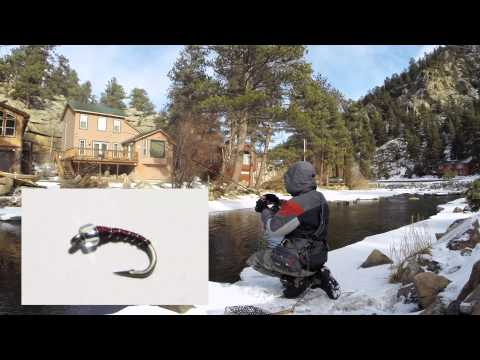 Colorado Fly Fishing- January 18, 2014
