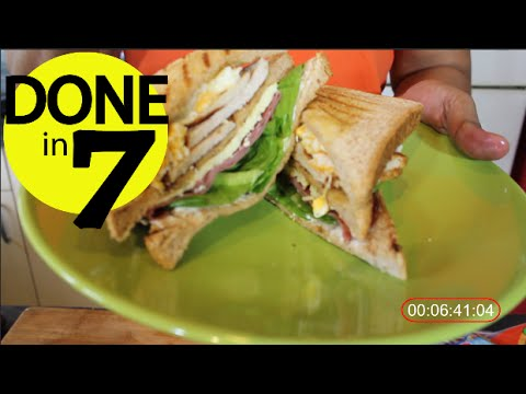 Club Sandwich - Done In 7