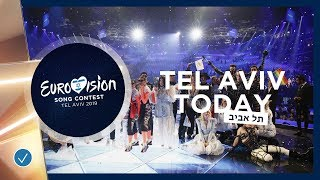TEL AVIV TODAY - 15 MAY 2019 - Qualifiers and Choreography