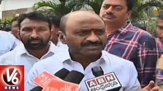 Newly Elected MLA Dharma Reddy Fires On Konda Surekha Over Allegations On TRS Party