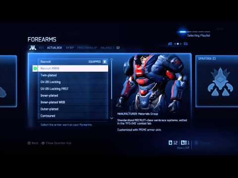 Halo 4: Limited Edition Prime Skin