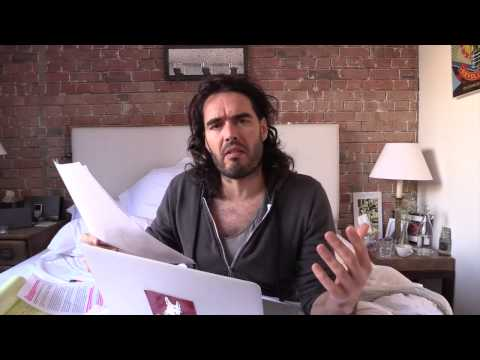 Why Would Teen Brit Girls Become Jihadi Brides? Russell Brand The Trews (E262)